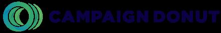Campaign Donut Logo — Landscape